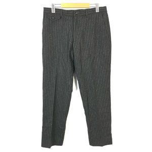 Black Brown 1826 dress pants 32x29 wool blend